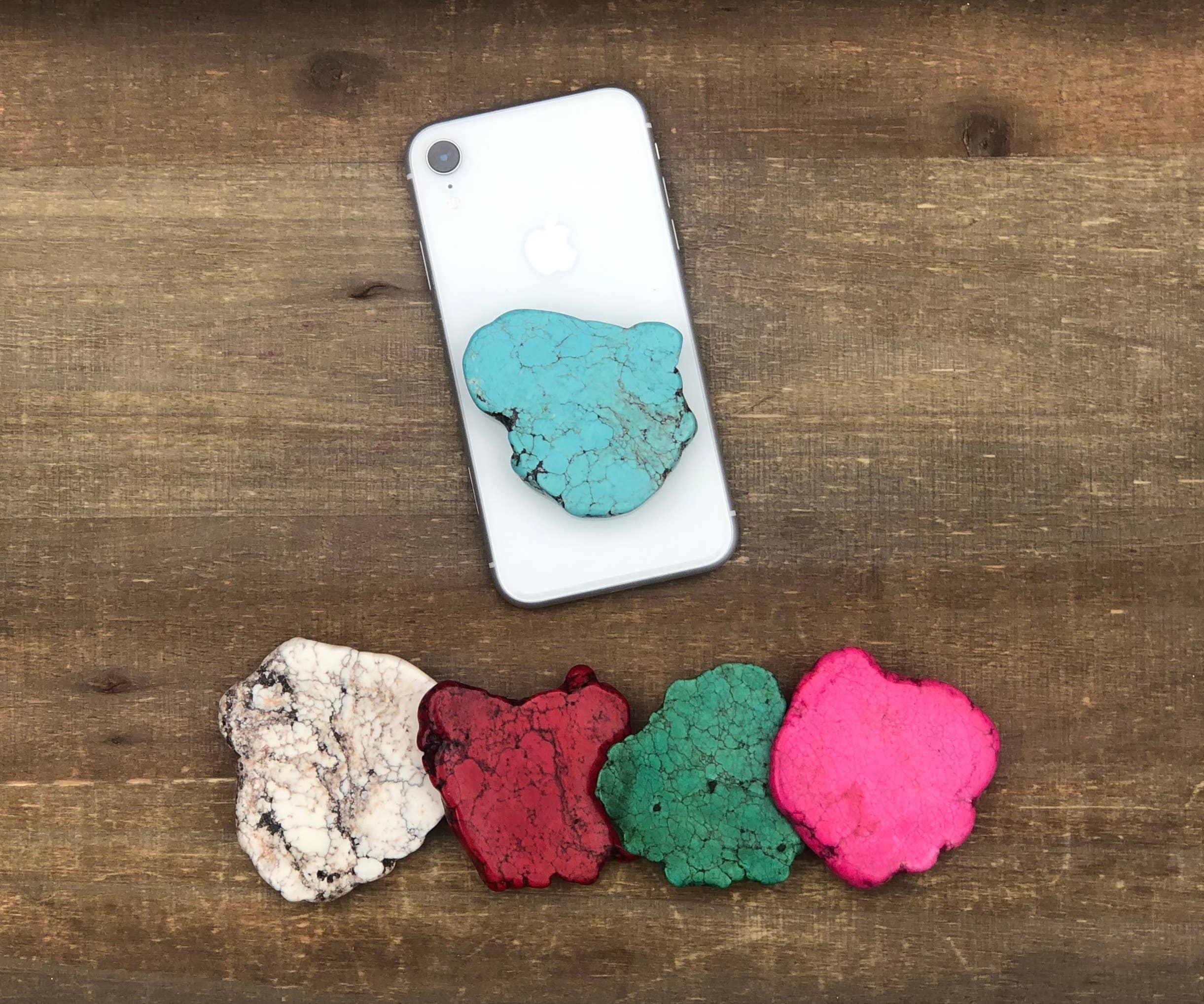 Phone Grips Mushroom Phone Grip Phone accessories Crystal Phone Grip Skull Phone Grip