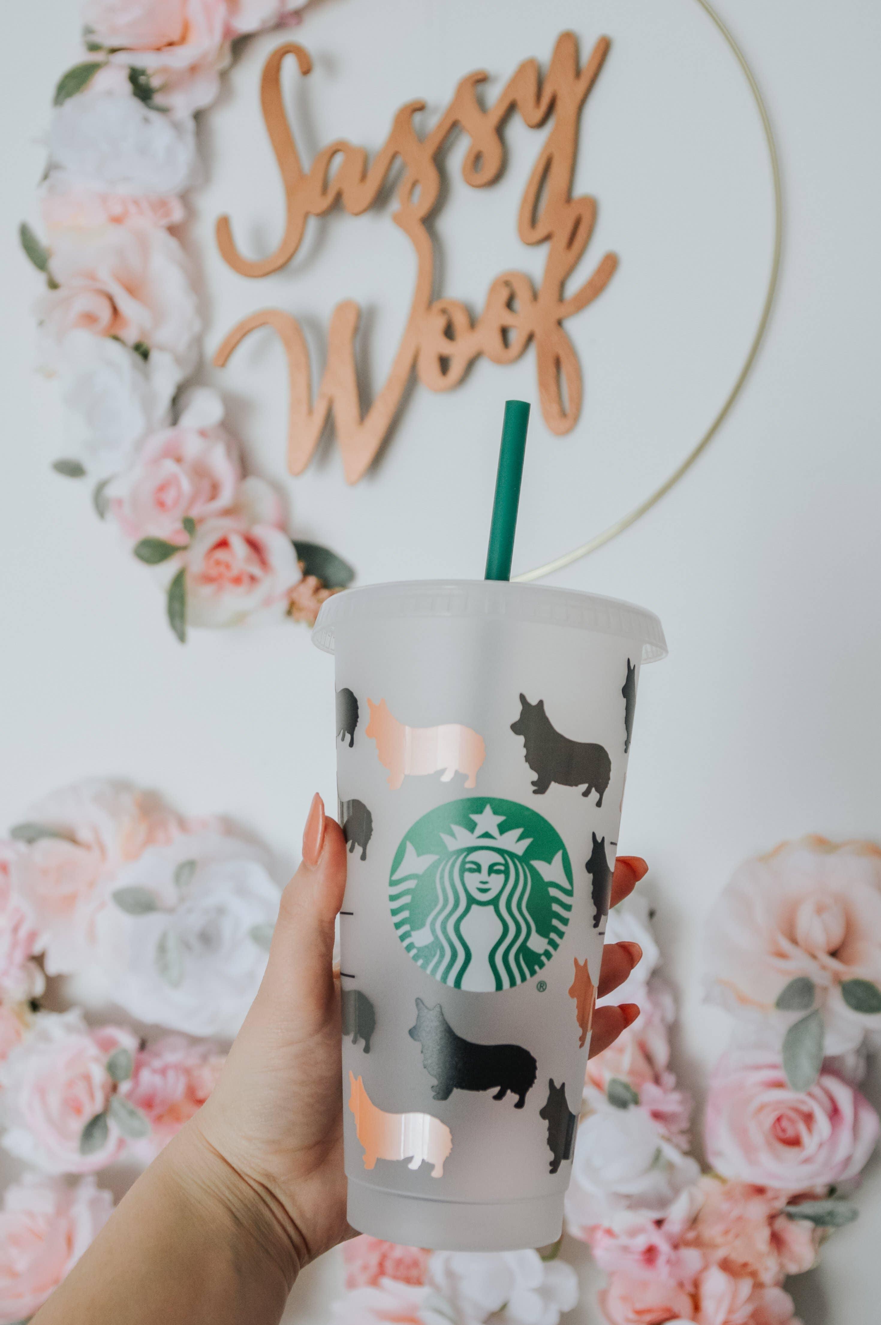 VALUE PACK Starbucks Multi Heart Hair Ties