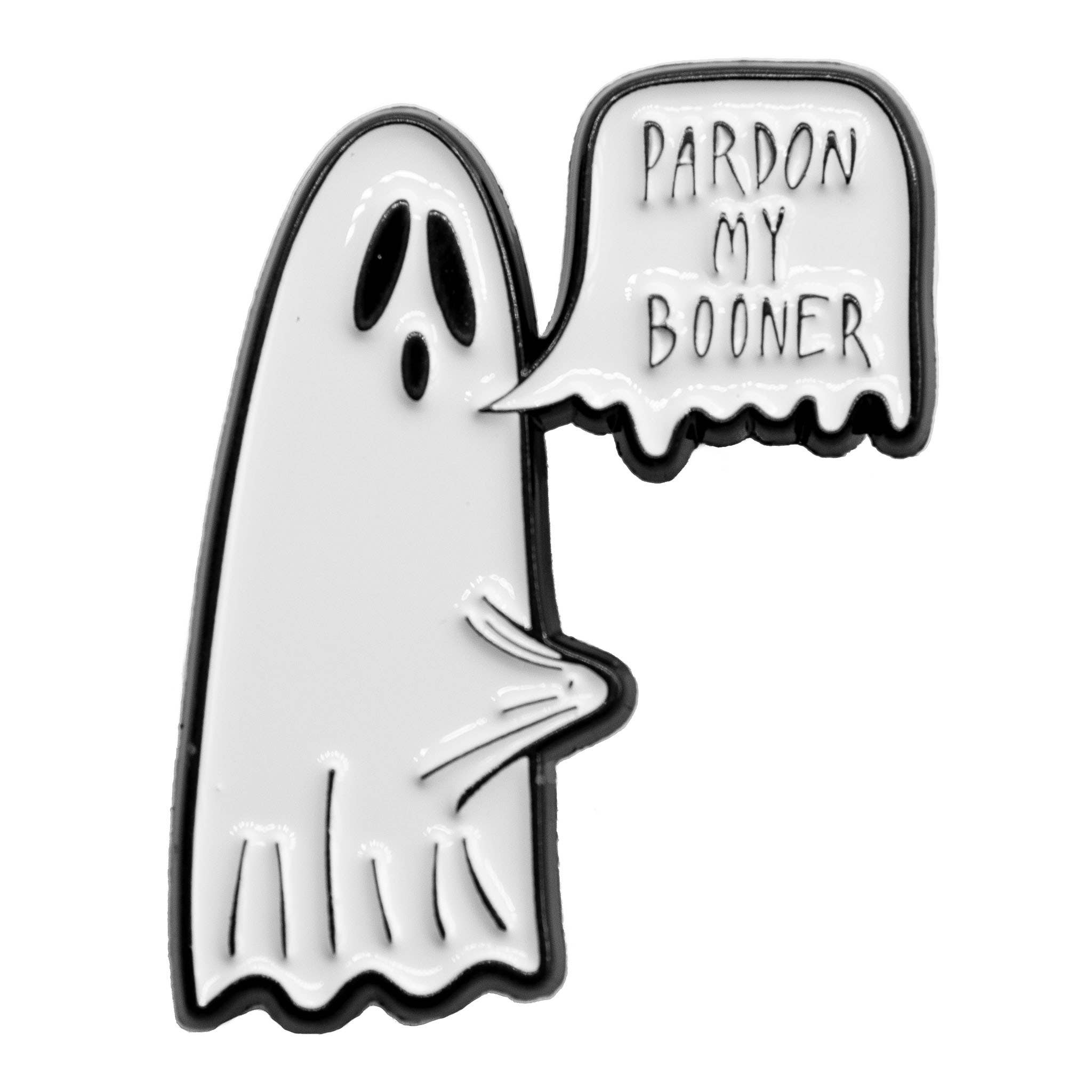 Lapel Hat Accessory Dark Magic Alternative Punk Goth Fashion Witchy Style Gift Funny Quote Ectogasm Bad Vibes Only Spooky Enamel Pin
