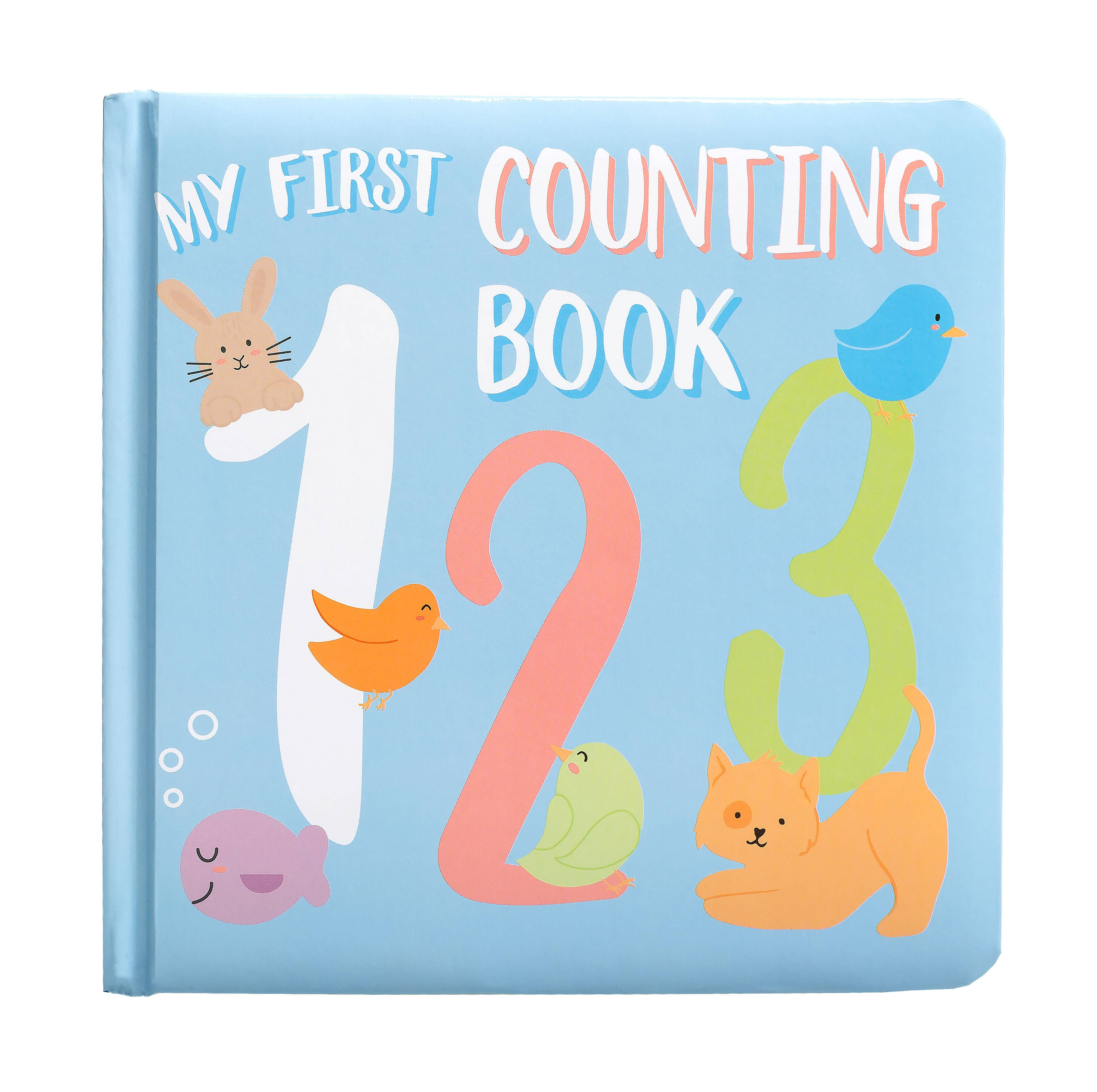Kate /& Milo Baby Board Book of Colors Books for Babies Toddler or Baby Learning Book Fun with Colors