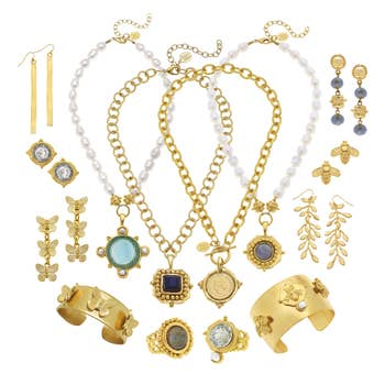 Buy Wholesale Jewelry With Free Returns At Faire Com