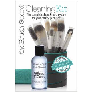 The Brush Guard Whole Products