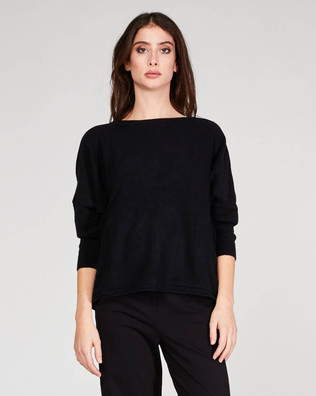 Pinch Me pocketed Sweater