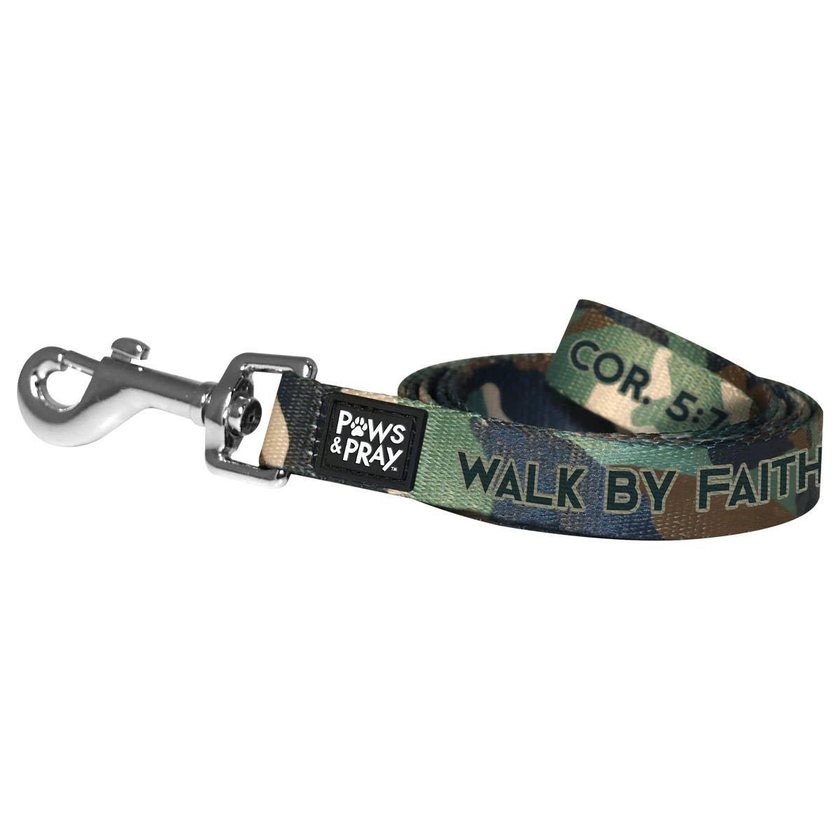 Paws /& Pray Ruff Day Pet Collar