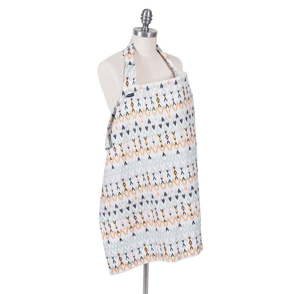 Sakura Bebe au Lait Cotton Burp Cloth Set