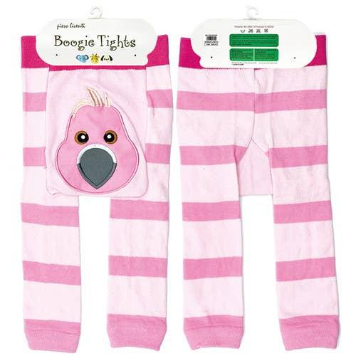 1-Pair Playful Zebra Boogie Toes Rattle Socks