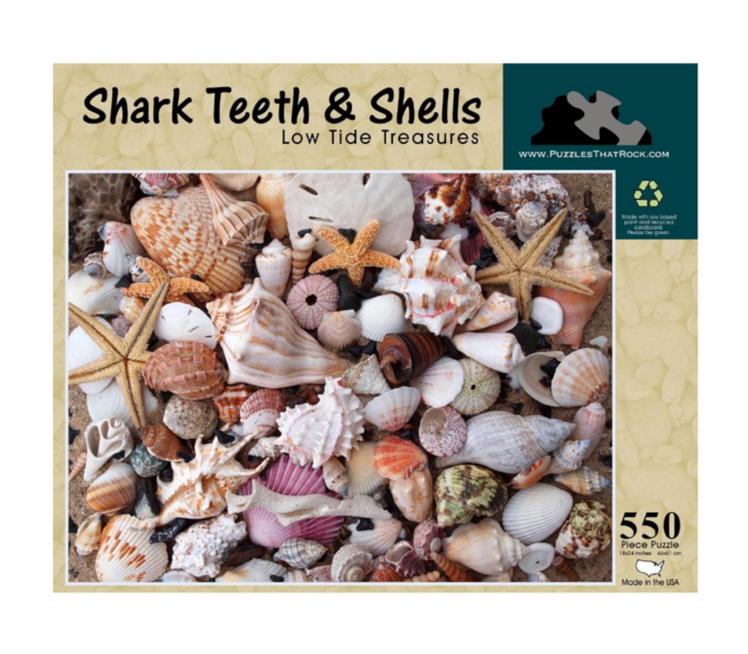 550 Piece Puzzle Puzzles that Rock Lake Michigan Treasures