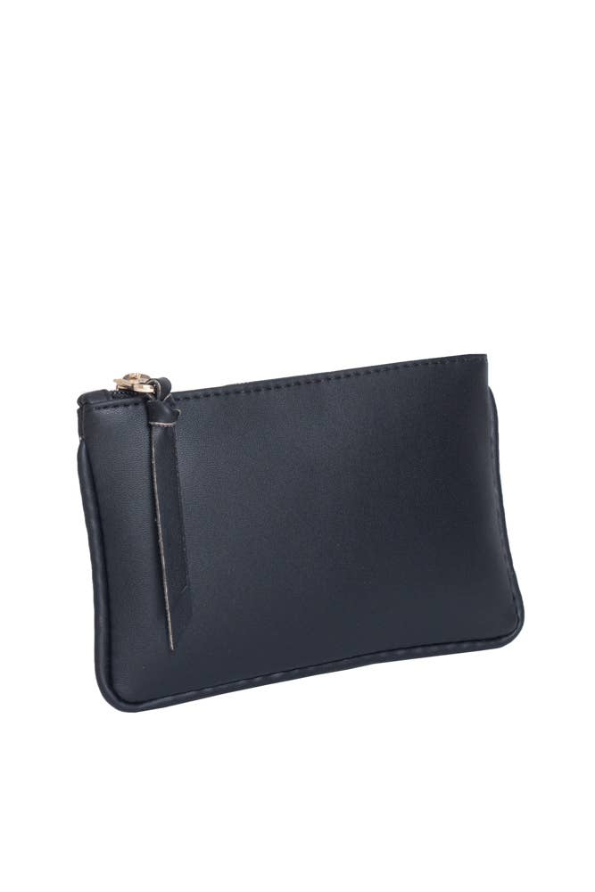 Shadow Puppet Hand Women Wallet Female Coin Purse Phone Clutch Pouch Girl Cash Bag Leather Card Change Holder Organizer Storage Key Hold Elegant Handbag For Party Birthday Gift