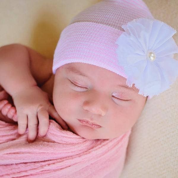 Baby Pearl Headband Newborn Kids Baby Girls Headwear Accessories Photo wv