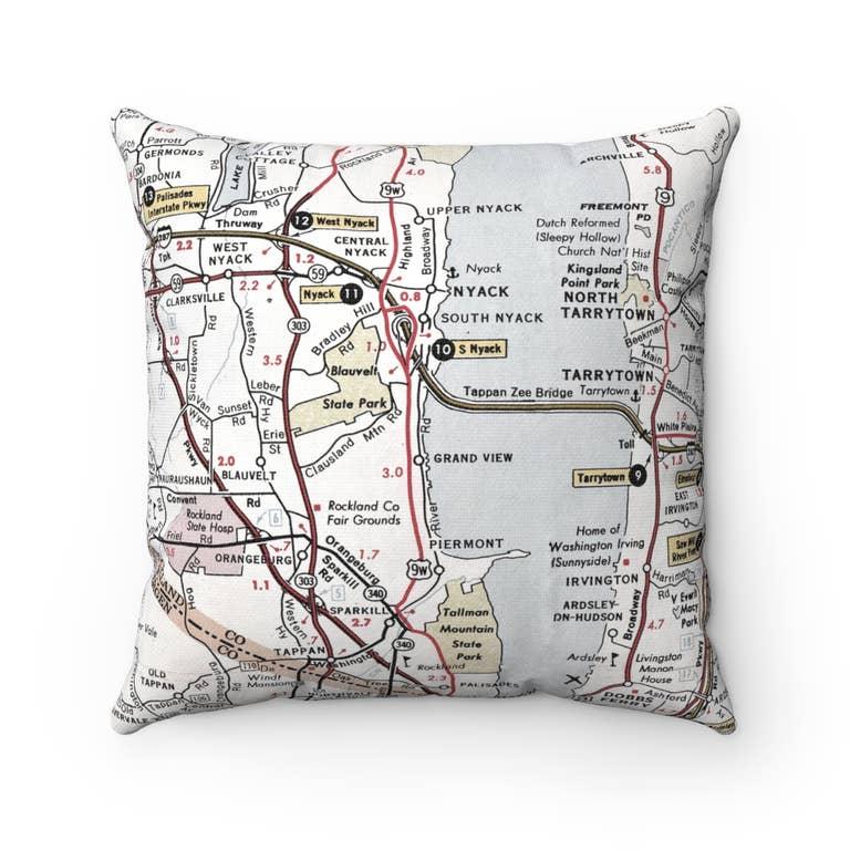 Piermont Nyack New York Pillow Faire Com