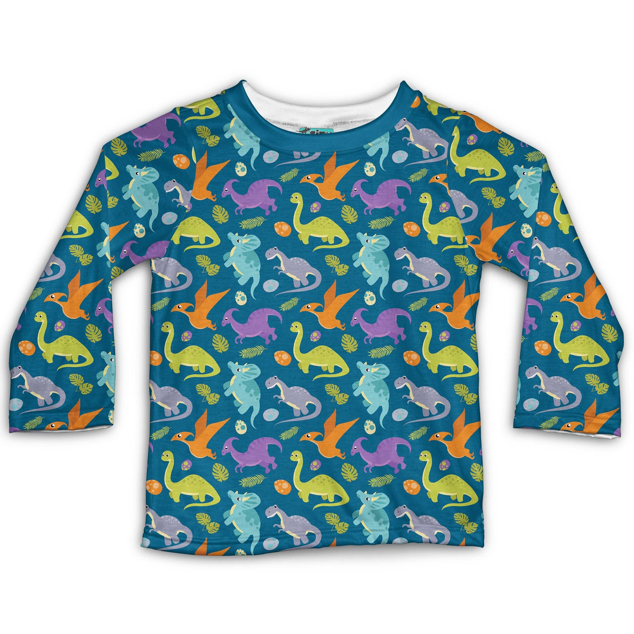 Masala Kids Girls Organic Pjs Long Sleeve Magical Forest