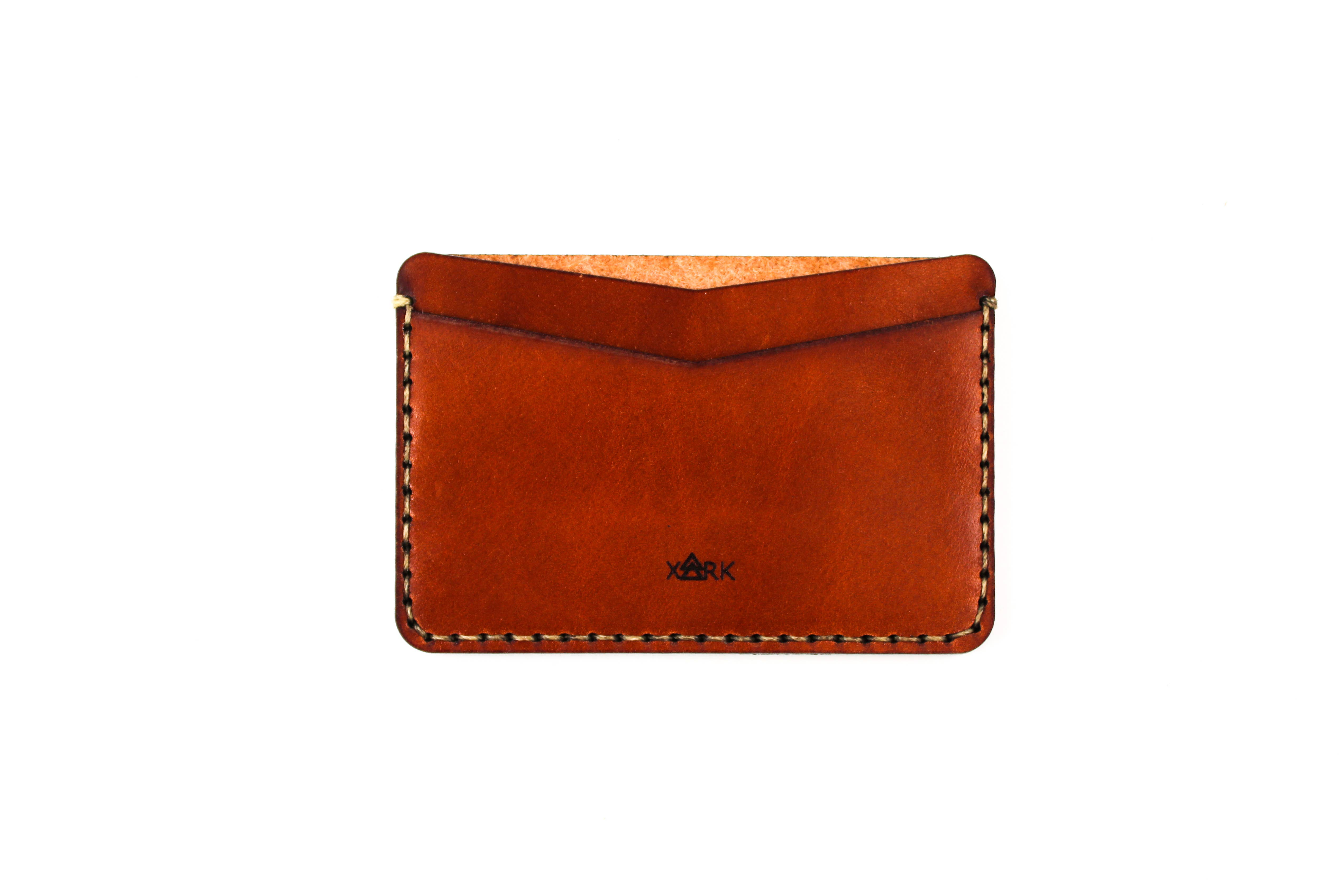 Hedgehog design Leather Mens Bi Fold Wallet BLACK or Brown wildlife Gift