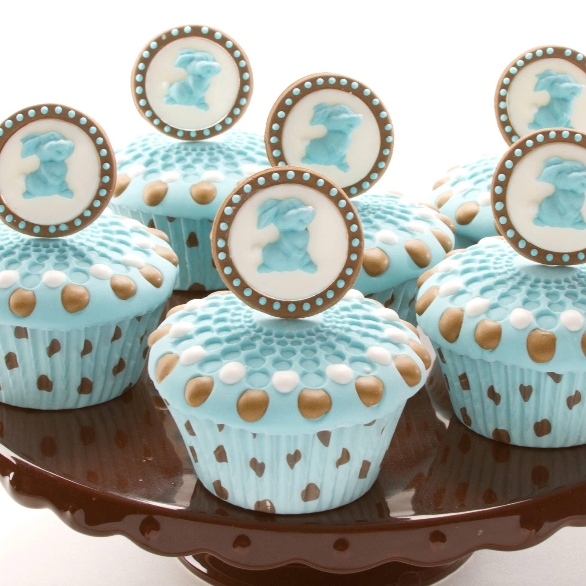 Impression Maille Stencilromantique Garlanddécoration gâteau Craft Cupcakes