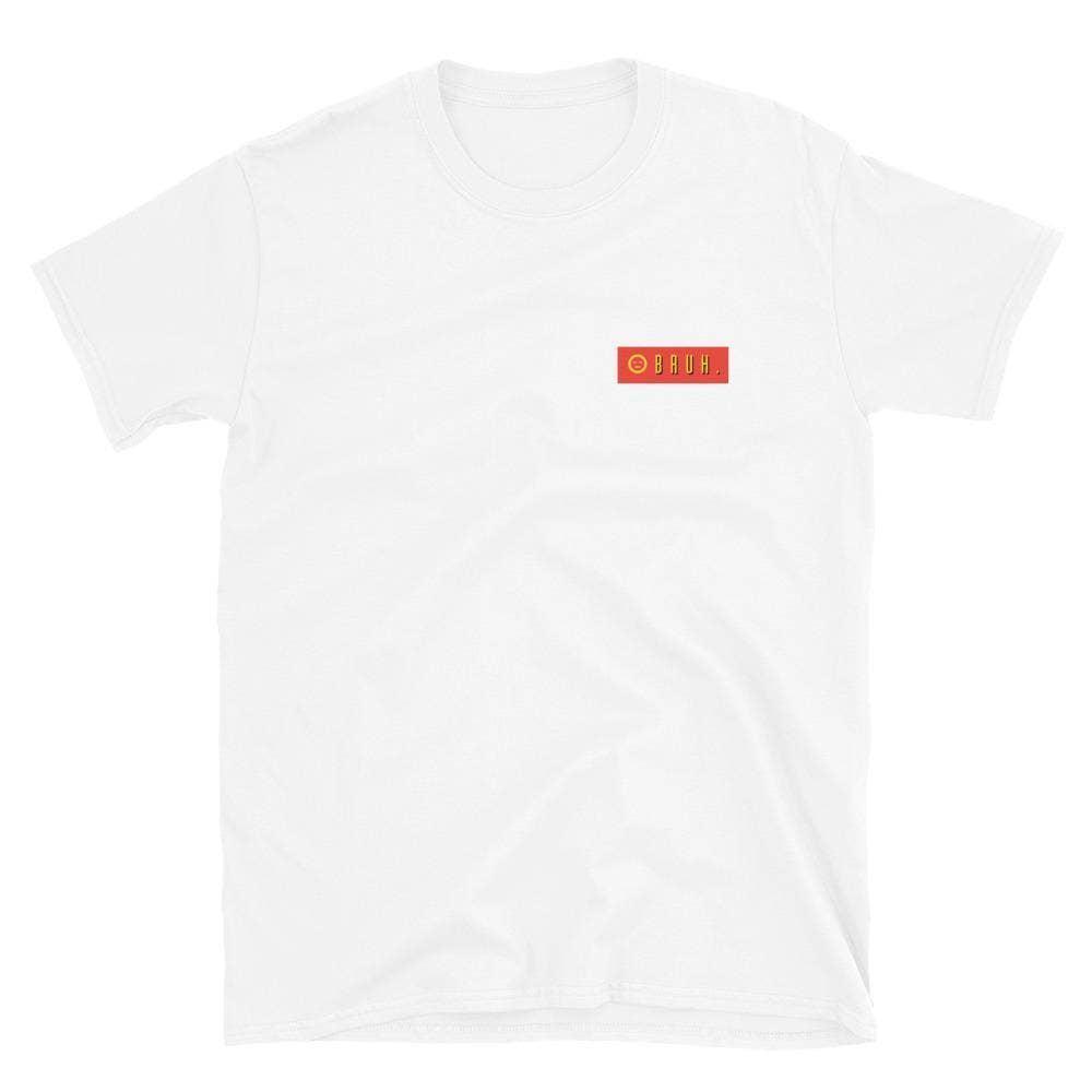 LUnBa Men Trump-Baby-Hello-London Cotton Short Sleeved T-Shirt