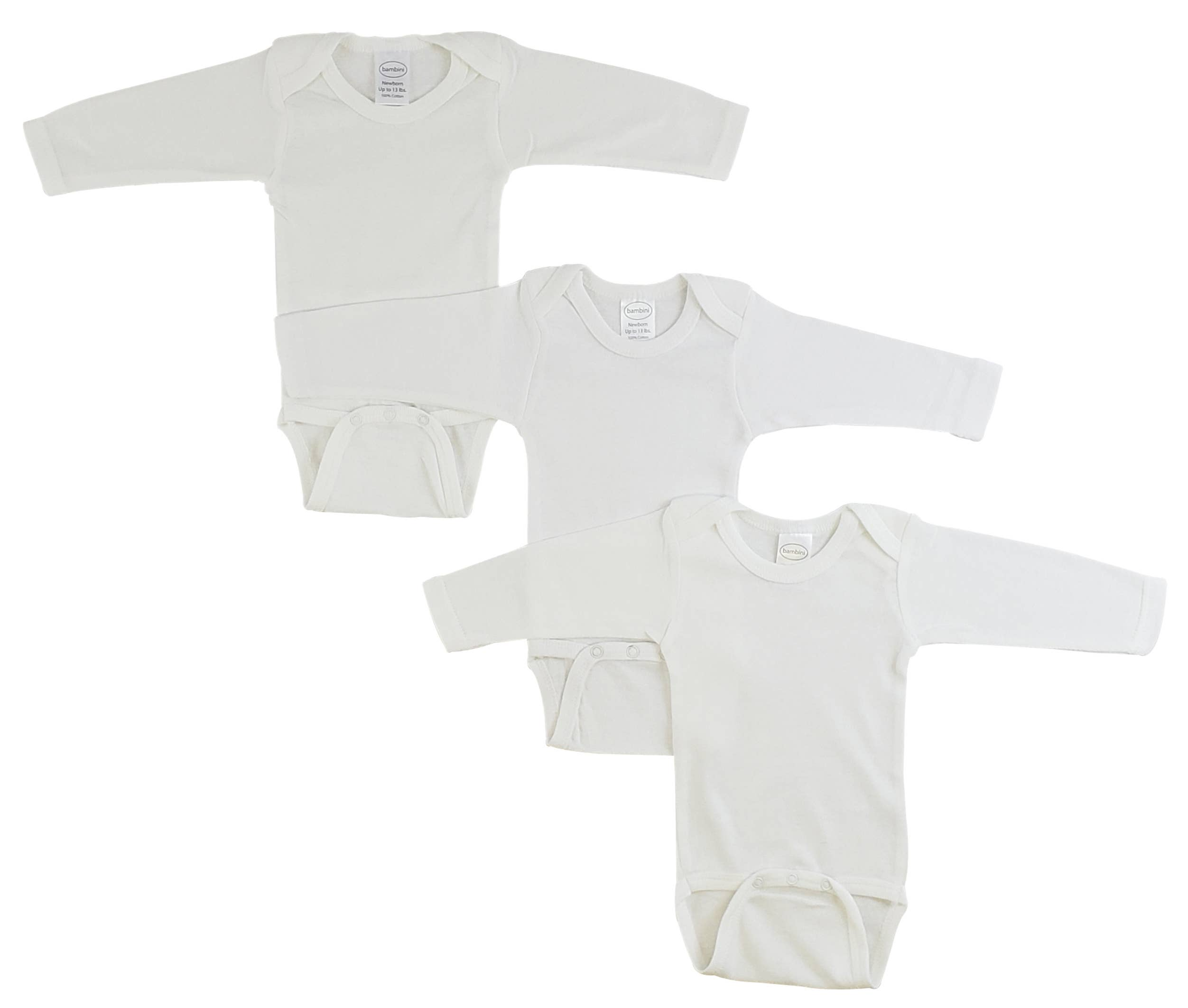 Bambini Infant Clothes Printed Boys Short Sleeve Variety 3 Pack 100/% Cotton Cute