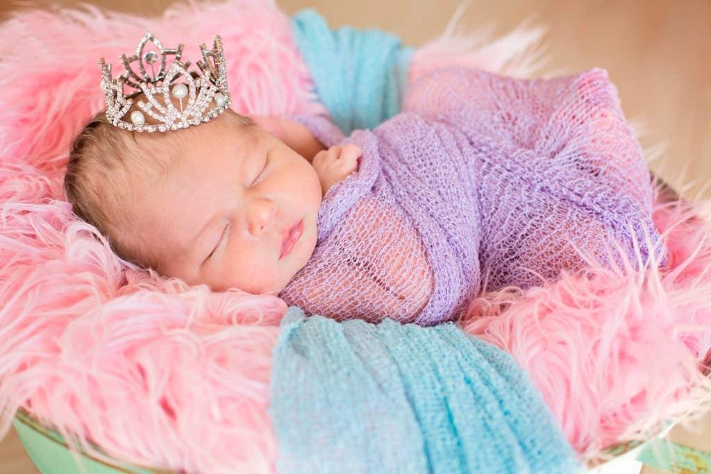 girl Bodysuits -Newborn Mermaid Outfit Mermaid Princess Crochet Newborn Mermaid Tail /&  flowers starfish HEADBAND Mermaid Princess