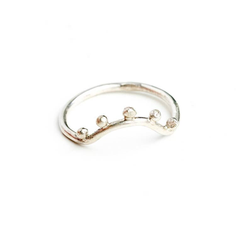 Nathis Sweet ring with a horseshoe