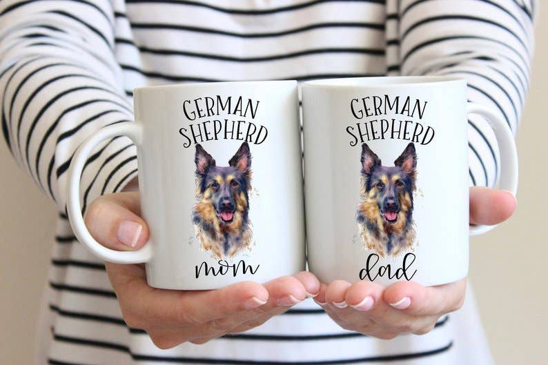 German Shepard IN STOCK ready to ship K-Cup Holder