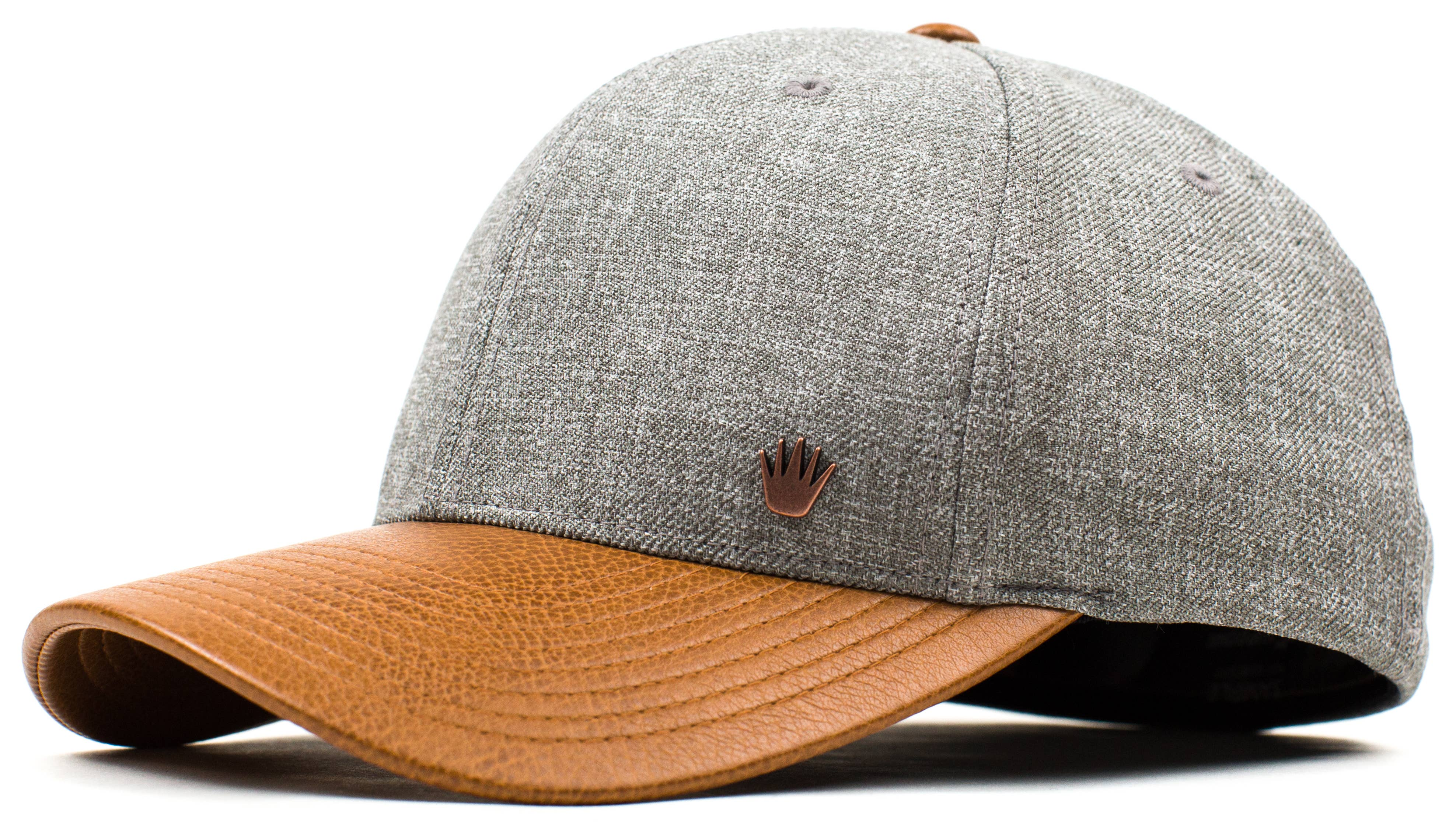 No Bad Ideas Carbon Flexfit Hat Gry