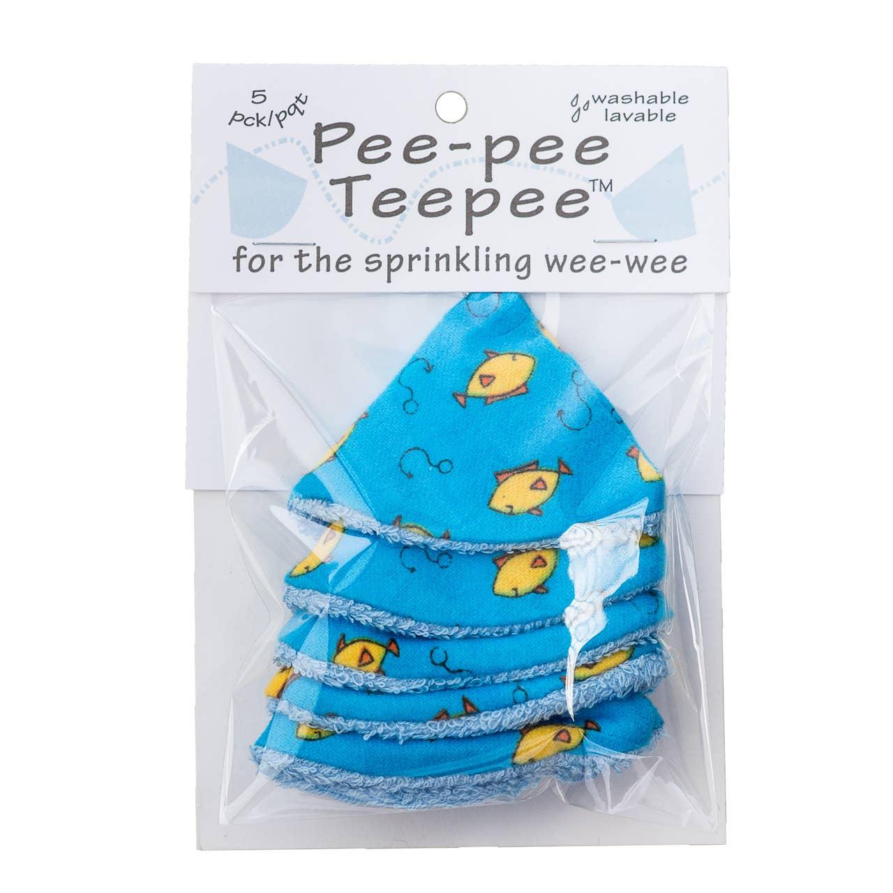Cello Bag Pee-pee Teepee Wild West Blue