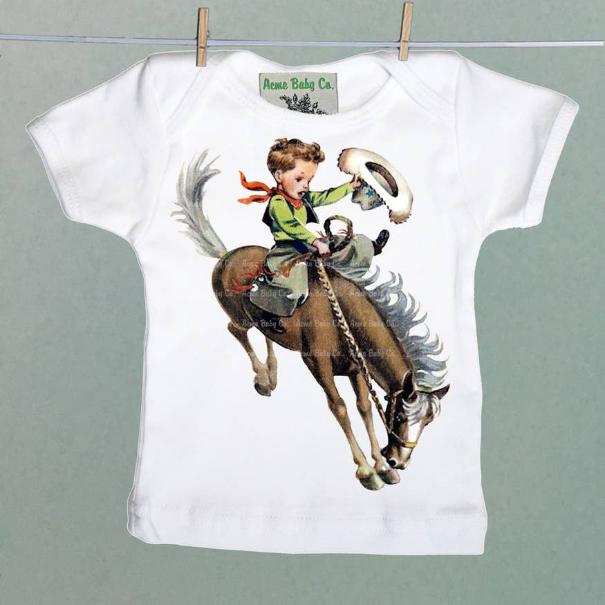 Buy Wholesale Cowboy Baby With Free Returns On Faire Com