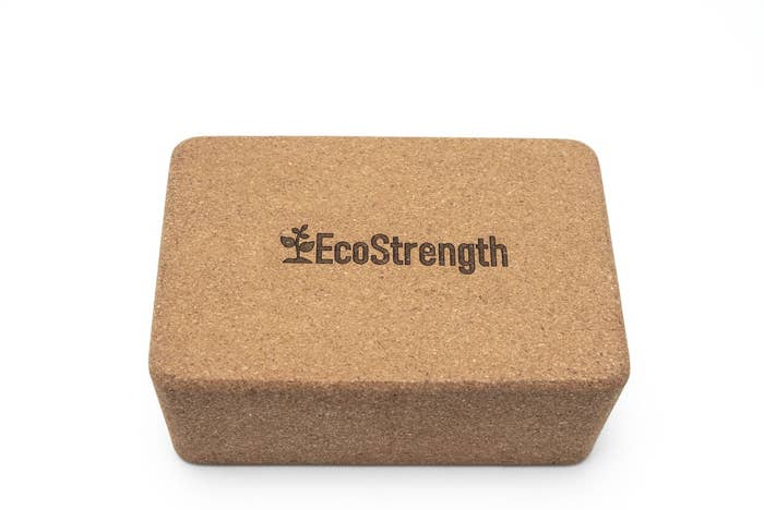 EcoStrength – Yoga Block